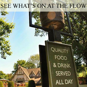 See what's on at the Flowing Well